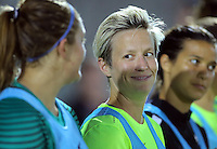 Boyds, MD - Wednesday Sept. 07, 2016: Megan Rapinoe during a regular season National Women's Soccer League (NWSL) match between the Washington Spirit and the Seattle Reign FC at Maureen Hendricks Field, Maryland SoccerPlex.