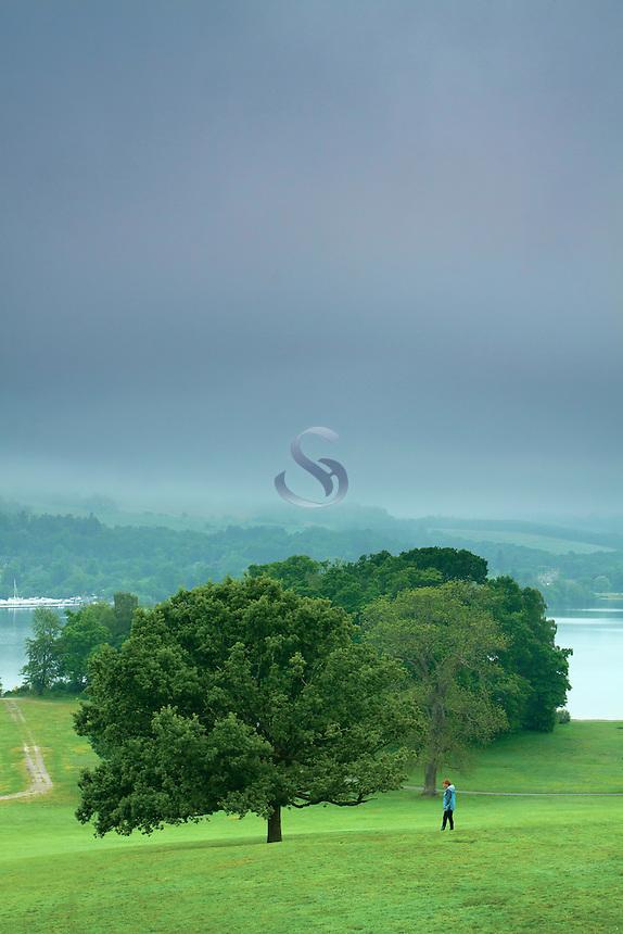Balloch Castle Country Park, Loch Lomond and the Trossachs National Park, West Dunbartonshire