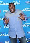 Curtis Finch Jr. at the American Idol Finalists Party 2013 at the Grove in Los Angeles, CA. March 7, 2013.