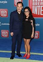 05 November 2018 - Hollywood, California - Ali Wong. Disney's &quot;Ralph Breaks the Internet&quot; Los Angeles Premiere held at El Capitan Theater. <br /> CAP/ADM/BT<br /> &copy;BT/ADM/Capital Pictures