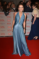 Geri Horner (Geri Halliwell)<br /> Arrivals at the National Television Awards 2018 at The O2 Arena on January 23, 2018 in London, England. <br /> CAP/Phil Loftus<br /> &copy;Phil Loftus/Capital Pictures