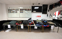 Pictured: Coats left for Give A Jack a Jacket Tuesday 29 November 2016<br />