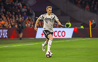 Matthias Ginter (Deutschland Germany) - 24.03.2019: Niederlande vs. Deutschland, EM-Qualifikation, Amsterdam Arena, DISCLAIMER: DFB regulations prohibit any use of photographs as image sequences and/or quasi-video.