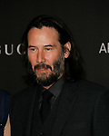 LOS ANGELES, CALIFORNIA - NOVEMBER 02: Keanu Reeves arrives at the LACMA Art + Film Gala Presented By Gucci on November 02, 2019 in Los Angeles, California. Photo: CraSH/imageSPACE/MediaPunch