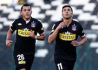 Copa Chile 2013 Colo Colo vs Santiago Wanderers