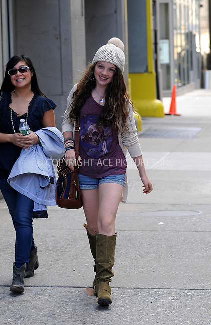 WWW.ACEPIXS.COM . . . . .  ....March 20 2012, New York City....Actress Stephania Owen (R) walks around Soho on March 20 2012 in New York City....Please byline: CURTIS MEANS - ACE PICTURES.... *** ***..Ace Pictures, Inc:  ..Philip Vaughan (212) 243-8787 or (646) 769 0430..e-mail: info@acepixs.com..web: http://www.acepixs.com