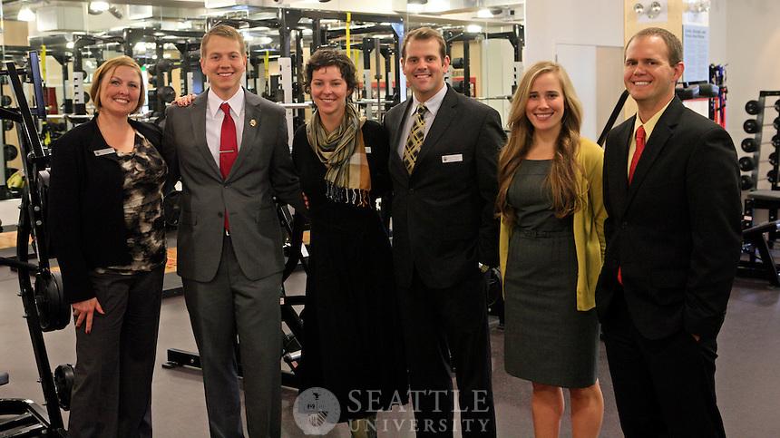 10072011 - Seattle University, University Recreation Group photo ,