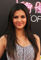 Victoria Justice at the premiere of Paramount Insurge's 'Katy Perry: Part Of Me' at Grauman's Chinese Theatre on June 26, 2012 in Hollywood, California. © mpi35/MediaPunch Inc. /*NORTEPHOTO*<br />