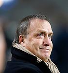 Nederland, Amsterdam, 1 december 2012.Seizoen 2012-2013.Eredivisie.Ajax-PSV .Dick Advocaat, trainer-coach van PSV