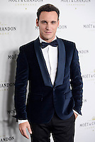 "Ricard Sales attends to the Moet & Chandom party ""New Year's Eve"" at Florida Retiro in Madrid, Spain. November 29, 2016. (ALTERPHOTOS/BorjaB.Hojas) /NORTEPHOTO.COM"