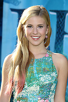 Caroline Sunshine at Film Independent's 2012 Los Angeles Film Festival Premiere of Disney Pixar's 'Brave' at Dolby Theatre on June 18, 2012 in Hollywood, California. ©mpi28/MediaPunch Inc. NORTEPHOTO.COM<br /> NORTEPHOTO.COM<br /> **SOLO*VENTA*EN*MEXICO**