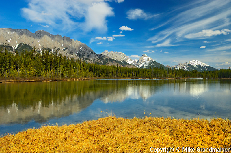 Canadian Rocky Mountains <br /> Kananaskis Country<br /> Alberta<br /> Canada