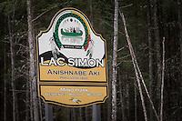 Lac Simon (Simosagigan) / Anishinabe First Nation