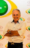 SAO PAULO, SP, 06 DE MARCO 2012. FESTA GRADE DE PROGRAMACAO 2012 TV BANDEIRANTES. O apresentador Otavio Mesquita, na festa de apresentacao da programacao 2012 da TV Bandeirantes, realizada no Cinemark do Shopping Iguatemi, no bairro de Pinheiros, regiao oeste de SP, na noite desta terca-feira, 06. (FOTO: MILENE CARDOSO - BRAZIL PHOTO PRESS)