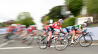 Picture by Allan McKenzie/SWpix.com - 15/05/2018 - Cycling - OVO Energy Tour Series Womens Race - Round 2:Motherwell - Gabriella Shaw.