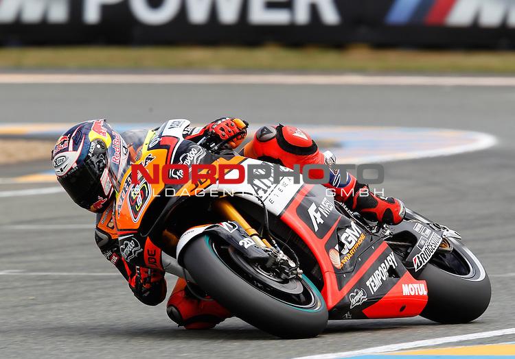 Monster Energy Grand Prix de France in Le Mans 14.-17.05.2015, Free Practice<br /> <br /> 6 Stefan Bradl / Deutschland <br /> <br /> Foto &copy; nordphoto / FSA