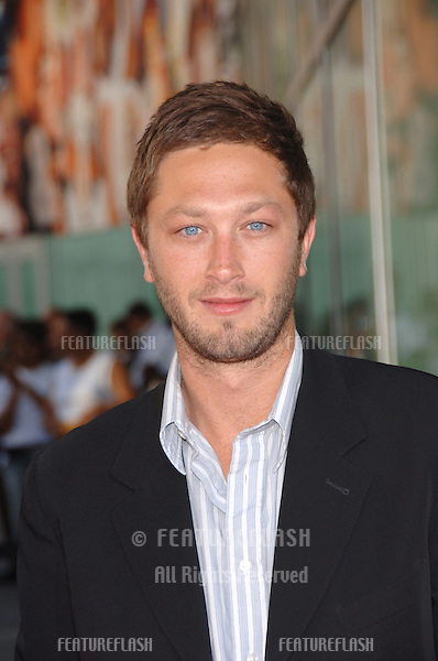 "Actor EBON MOSS-BACHRACH at the world premiere, in Hollywood, of his new movie ""The Lake House""..June 13, 2006  Los Angeles, CA.© 2006 Paul Smith / Featureflash"