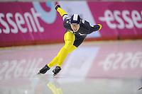 SCHAATSEN: Calgary: Essent ISU World Sprint Speedskating Championships, 28-01-2012, 500m Heren, Daniel Greig (AUS), ©foto Martin de Jong