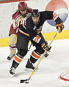 Ted O'Leary, Brett Westgarth - The Princeton University Tigers defeated the University of Denver Pioneers 4-1 in their first game of the Denver Cup on Friday, December 30, 2005 at Magness Arena in Denver, CO.