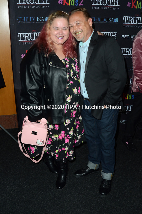 """LOS ANGELES - MAR 9:  Keith Coogan at the """"(My) Truth: The Rape of 2 Coreys"""" L.A. Premiere at the DGA Theater on March 9, 2020 in Los Angeles, CA"""