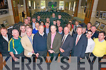 """The good and the great of Irish Hurling"" at the History of Hurling Seminar in the Muckross School House, Killarney last Saturday morning."