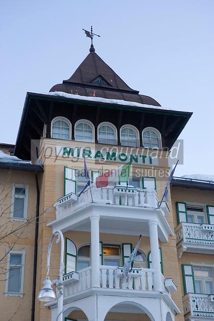 Europe/Italie/Vénétie/Dolomites/Cortina d'Ampezzo: Hotel Miramonti Majestic Grand Hotel