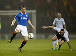 Jon Daly makes his comeback after injury