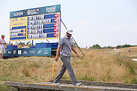 Bernd Wiesberger (AUT) heads across the 15th bridge in contention during Round Three of the 2015 Alstom Open de France, played at Le Golf National, Saint-Quentin-En-Yvelines, Paris, France. /04/07/2015/. Picture: Golffile | David Lloyd<br /> <br /> All photos usage must carry mandatory copyright credit (© Golffile | David Lloyd)
