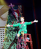 Elf <br /> by Thomas Meehan and Bob Martin <br /> at the Dominion Theatre, London, Great Britain <br /> press photocall <br /> 2nd November 2015 <br /> <br /> Ben Forster as Buddy <br /> <br /> <br /> <br /> Photograph by Elliott Franks <br /> Image licensed to Elliott Franks Photography Services