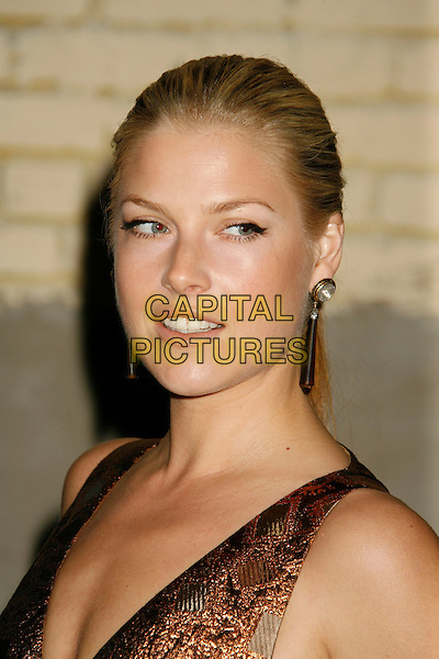 ALI LARTER.US Weekly Presents Us' Hot Hollywood 2007 held at Sugar,  Hollywood, California, USA..April 26th, 2007.headshot portrait earrings.CAP/ADM/RE.©Russ Elliot/AdMedia/Capital Pictures