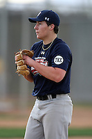 January 17, 2010:  Michael (Mike) Gunn (Wilson, AR) of the Baseball Factory American Team during the 2010 Under Armour Pre-Season All-America Tournament at Kino Sports Complex in Tucson, AZ.  Photo By Mike Janes/Four Seam Images