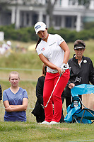 Sei Young Kim (South Korea) chips on the 3rd hole during the final round of the ShopRite LPGA Classic presented by Acer, Seaview Bay Club, Galloway, New Jersey, USA. 6/10/18.<br /> Picture: Golffile   Brian Spurlock<br /> <br /> <br /> All photo usage must carry mandatory copyright credit (&copy; Golffile   Brian Spurlock)