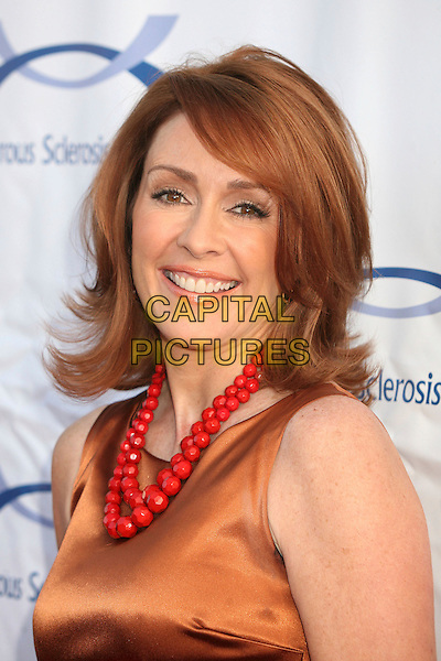 PATRICIA HEATON .6th Annual Comedy For A Cure at The Music Box Theatre, Hollywood, California, USA..April 1st, 2007.headshot portrait red beads necklace .CAP/ADM/BP.©Byron Purvis/AdMedia/Capital Pictures