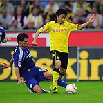 Fussball Bundesliga 2010/11, 1. Spieltag: Borussia Dortmund - Bayer Leverkusen