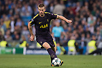 Eric Dier of Tottenham Hotspur FC in action during the UEFA Champions League 2017-18 match between Real Madrid and Tottenham Hotspur FC at Estadio Santiago Bernabeu on 17 October 2017 in Madrid, Spain. Photo by Diego Gonzalez / Power Sport Images