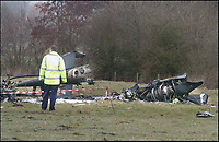BNPS.co.uk (01202 558833)<br /> Pic: MikeSimmonds/BNPS<br /> <br /> The crash site near Bournemouth Airport.<br /> <br /> The deaths of the British boss of a Russian oil firm and his helicopter pilot in a crash 14 years ago were no accident, according to a friend who wants police to re-investigate the case.<br /> <br /> Wealthy businessman Stephen Curtis and Max Radford were killed when their helicopter crashed near Bournemouth Airport in Dorset in March 2004.<br /> <br /> Although an inquest later heard Mr Curtis had received death threats and had his phones tapped, a jury returned a verdict that the pair died from an accident and pilot error was to blame.<br /> <br /> But fellow pilot John Hackney, a friend of Mr Radford, has spoken out in the wake of the nerve agent attack on a former Russian spy in Salisbury, to claim that Moscow also had a hand in the fatal crash.