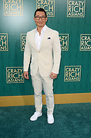 HOLLYWOOD, CA - AUGUST 7: Daniel Day Kim at the premiere of Crazy Rich Asians at the TCL Chinese Theater in Hollywood, California on August 7, 2018. <br /> CAP/MPI/DE<br /> &copy;DE//MPI/Capital Pictures