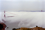 Fog on SanFrancisco Bay