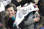 Real Madrid CF's supporter during La Liga match. March 02,2019. (ALTERPHOTOS/Alconada)