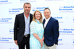 LOS ANGELES - MAY 15: Liev Schreiber, Meg Thomas, David Rambo at The Actors Fund's Edwin Forrest Day celebration at a private residence on May 15, 2016 in Sherman Oaks, California