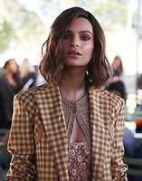 EMILY RATAJKOWSKI at NINA RICCI<br /> Spring/Summer 2018 Ready-to-Wear Fashion Show at Paris Fashion Week in Paris, France in September 2017.<br /> CAP/GOL<br /> &copy;GOL/Capital Pictures /MediaPunch ***NORTH AND SOUTH AMERICAS ONLY***