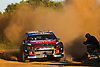 Khalid AL QASSIMI (UAE)-Chris PATTERSON (GBR), CITROEN C3 WRC #12, CATALUNYA RALLY 2018