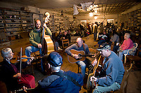 Clear Run Grocery Bluegrass Session.