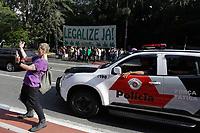 26.05.2018 - Marcha da Maconha em São Paulo