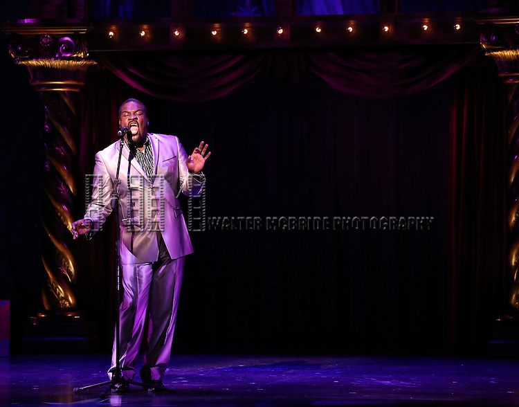 Phillip Boykin during the 69th Annual Theatre World Awards Presentation at the Music Box Theatre in New York City on June 03, 2013.