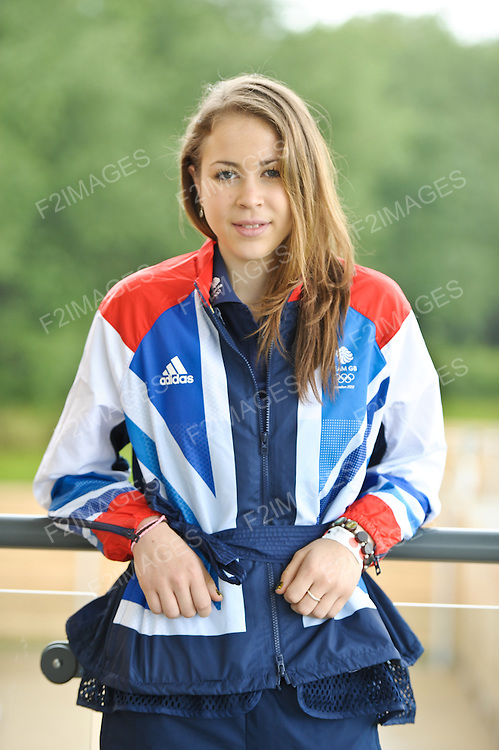 GB Gymnastics Team Announcement Loughborough University 4.7.12. Francesca Jones