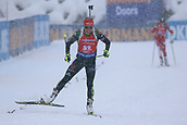 8th December 2017, Biathlon Centre, Hochfilzen, Austria; IBU Womens Biathlon World Cup; Laura Dahlmeier