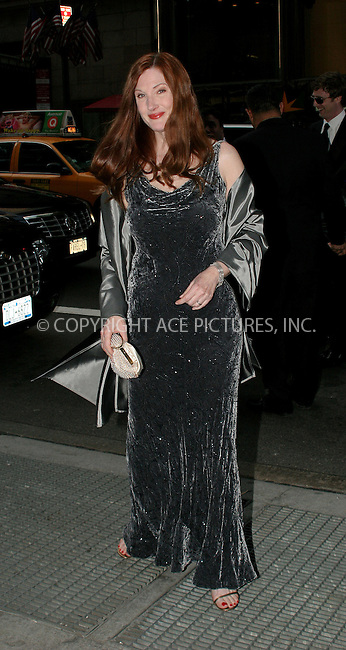 WWW.ACEPIXS.COM . . . . .  ....NEW YORK, APRIL 10, 2006....Annette O'Toole at the American Theatre Wing's Annual Spring Gala Honoring Matthew Broderick and Nathan Lane.....Please byline: NANCY RIVERA- ACEPIXS.COM.... *** ***..Ace Pictures, Inc:  ..Craig Ashby (212) 243-8787..e-mail: picturedesk@acepixs.com..web: http://www.acepixs.com