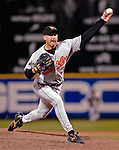 19 May 2007: Baltimore Orioles pitcher Jamie Walker in action against the Washington Nationals at RFK Stadium in Washington, DC. The Orioles defeated the Nationals 3-2 in the second game of the 3-game interleague series...Mandatory Photo Credit: Ed Wolfstein Photo