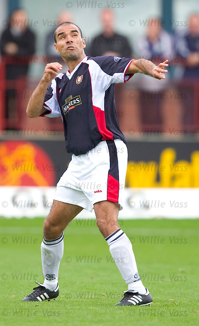 Jonay Hernandez, Dundee.stock season 2004-2005.pic willie vass